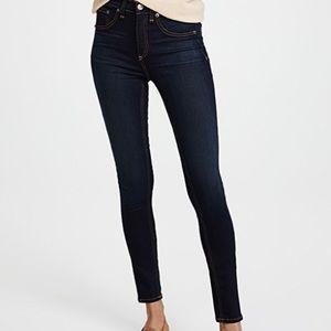 NWT rag & bone High Rise Skinny Jeans Size 25